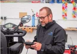 Your local mobility scooter specialists