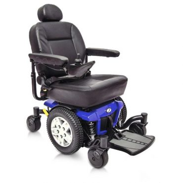j600 es blue right mobility chair
