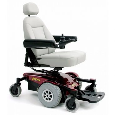 jazzy mobility chairs