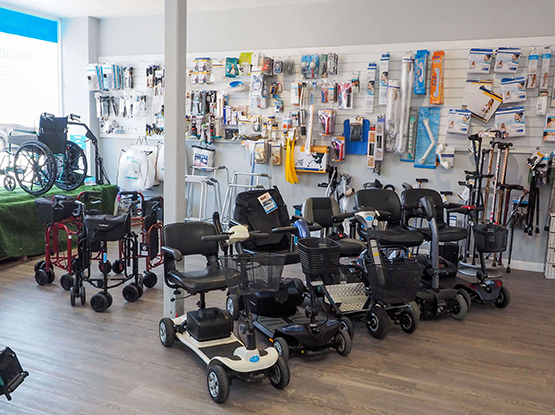 mobility products in worthing