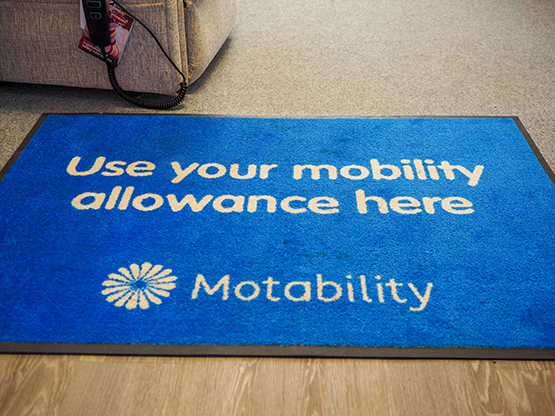mobility products in tunbridge wells
