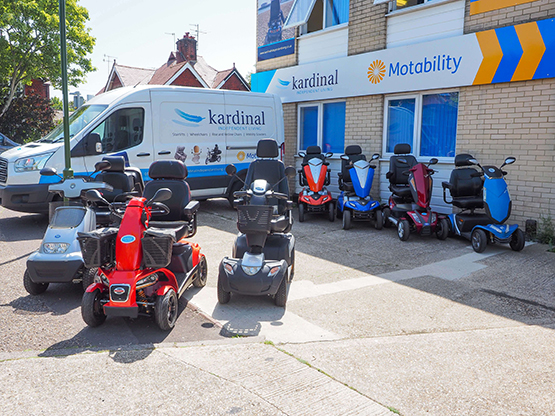 kardinal mobility scooters