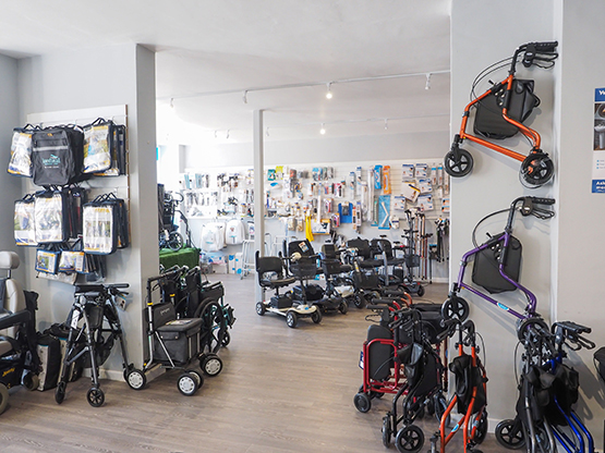mobility accessories in hove