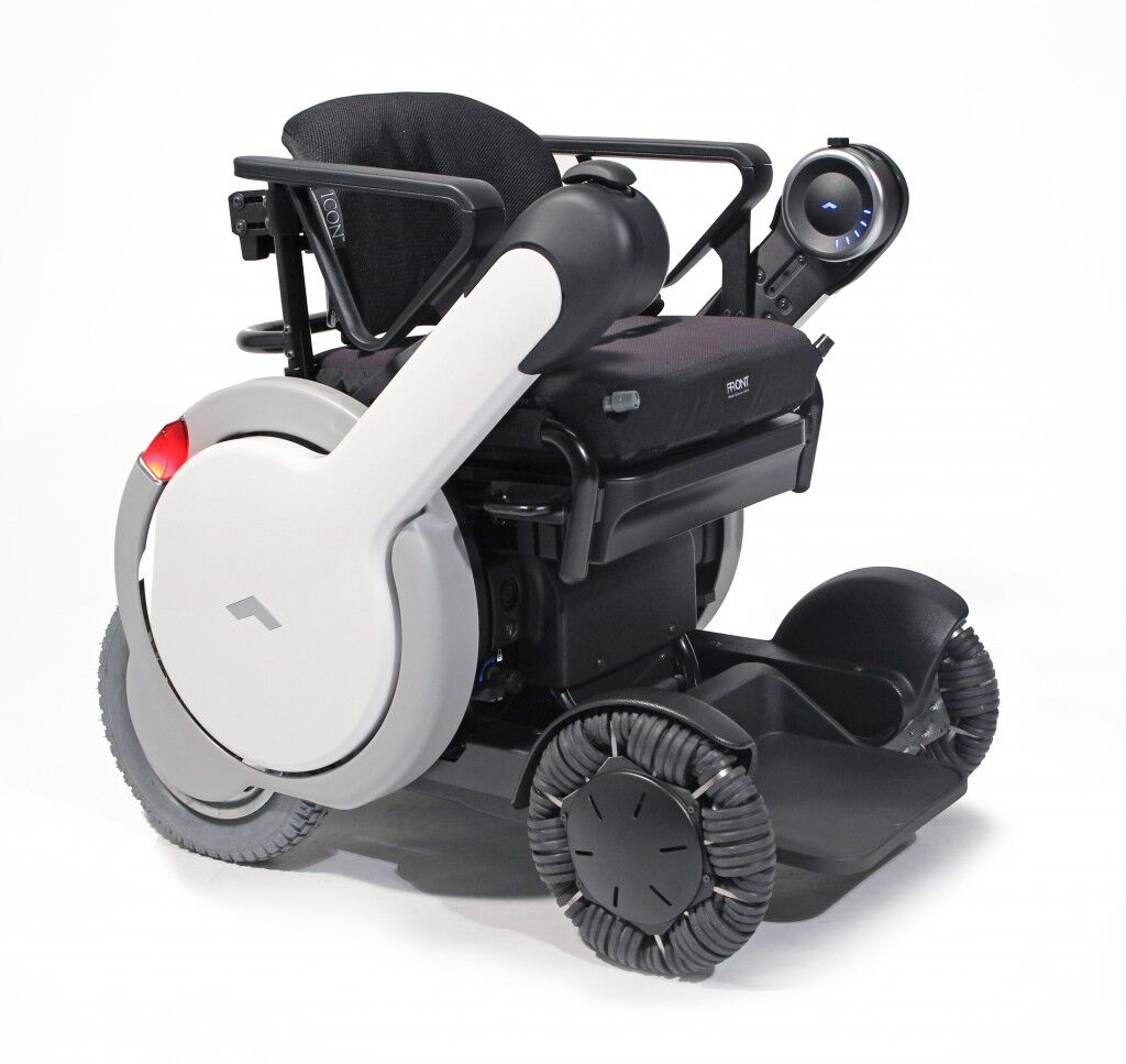 whill model power chair