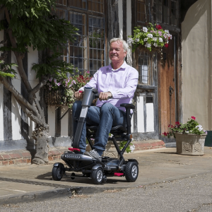 Portable scooters