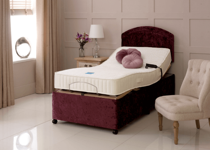 Beds – Bradshaw Bed – Single 3ft Action – tpng
