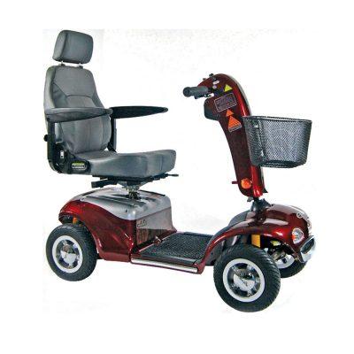 Shoprider-Perrero-Mobility-Scooter-Red-e1542025247460
